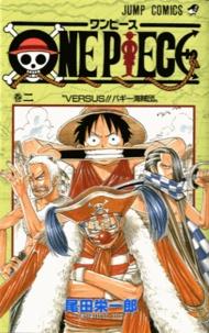 Eiichirô Oda - One Piece Tome 2 : .