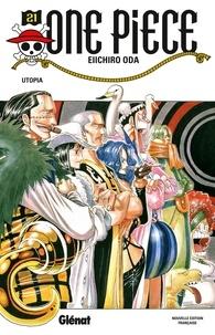 Eiichirô Oda - One Piece Tome 21 : Utopia.