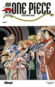 Eiichirô Oda - One Piece Tome 22 : Hope !.
