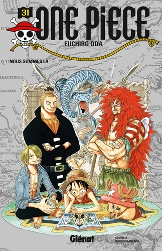 One Piece Tome 31 Tankobon