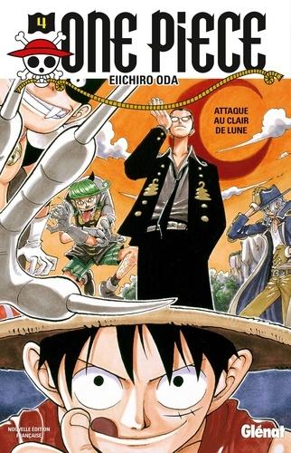 Eiichirô Oda - One Piece Tome 4 : Attaque au clair de Lune.