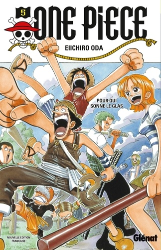 One Piece Tome 5 Tankobon