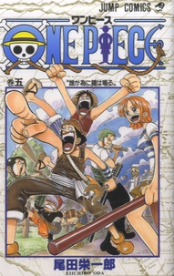Pdf Livre One Piece Tome 5
