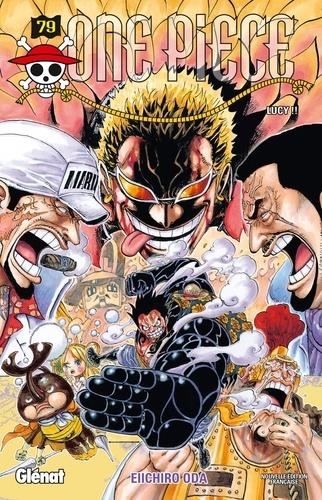 One Piece Vol.79 : Lucy !!