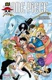 Eiichirô Oda - One Piece Tome 82 : Un monde en pleine agitation.