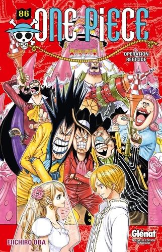 Eiichirô Oda - One Piece Tome 86 : Opération régicide.