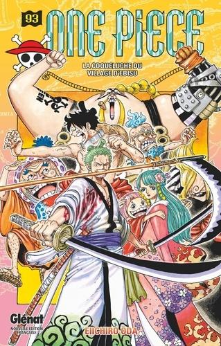 One Piece Tome 93 La coqueluche du village d'Ebisu