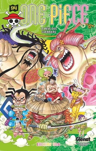 One Piece Tome 94