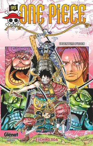 One Piece Tome 95 L'aventure d'Oden