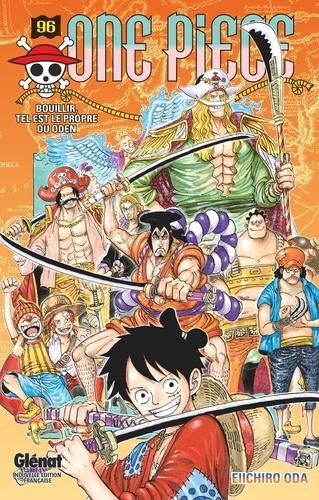 One Piece Tome 96 Bouillir, tel est le propre du Oden
