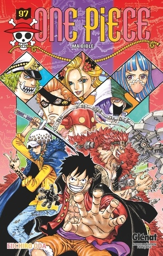 One Piece Tome 97 Ma Bible