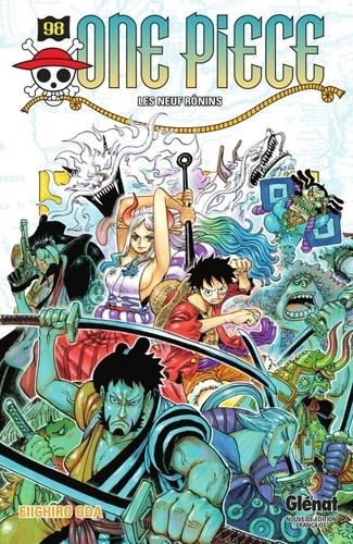Eiichirô Oda - One Piece Tome 98 : .