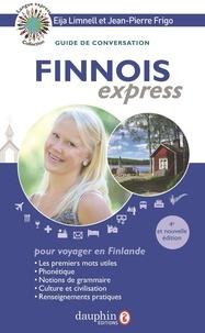 Eija Limnell et Jean-Pierre Frigo - Finnois express - Guide de conversation.