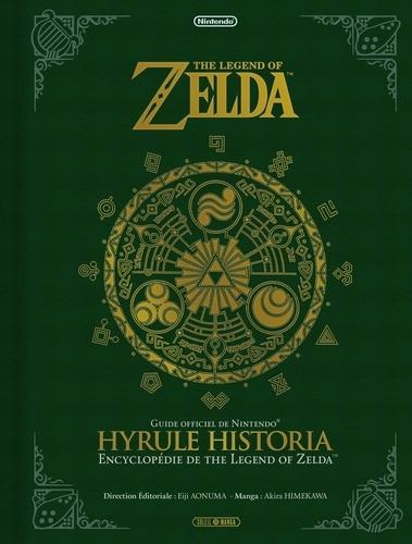 Eiji Aonuma et Akira Himekawa - The Legend of Zelda - Hyrule Historia - Encyclopédie.