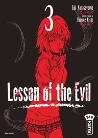 Eiji Karasuyama - Lesson of the Evil Tome 3 : .