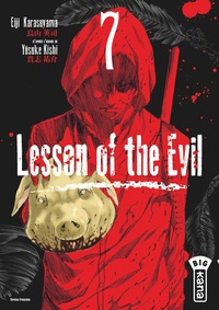 Eiji Karasuyama et Yûsuke Kishi - Lesson of the Evil Tome 7 :  - Avec un extrait de Sky-high survival.