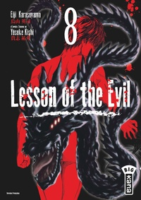 Eiji Karasuyama - Lesson of the Evil Tome 8 : .
