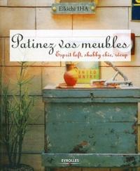 Rhonealpesinfo.fr Patinez vos meubles - Esprit loft, shabby chic, récup Image