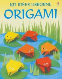 Eileen O'Brien - Kit origami.