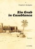 Ein Grab in Casablanca.