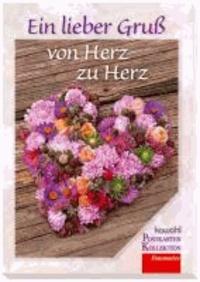Ein lieber Gruß - Kawohl-Postkarten-Buch.