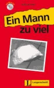 Ein Mann zu viel (Stufe 1) - Buch mit Mini-CD.