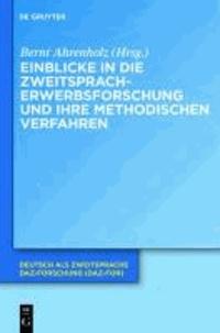 Einblicke in die Zweitspracherwerbsforschung und ihre methodischen Verfahren.