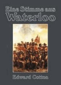 Eine Stimme aus Waterloo.