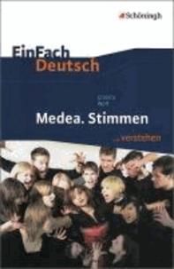 EinFach Deutsch Medea. Stimmen ...verstehen - Schulbuch.