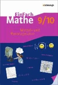 EinFach Mathe. Wurzel- und Potenzgesetze: Jahrgangsstufe 10.