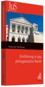 Einführung in das portugiesische Recht.