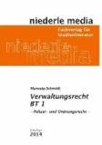 Einführung in das Verwaltungsrecht (BT) 1 - Polizei- und Ordnungsrecht.