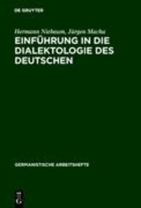 Einführung in die Dialektologie des Deutschen.