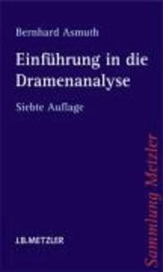 Einführung in die Dramenanalyse.
