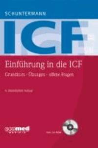 Einführung in die ICF - Grundkurs - Übungen - offene Fragen.