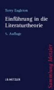 Einführung in die Literaturtheorie.