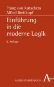 Einführung in die moderne Logik.
