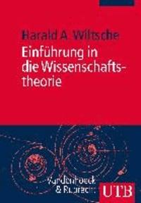Einführung in die Wissenschaftstheorie.