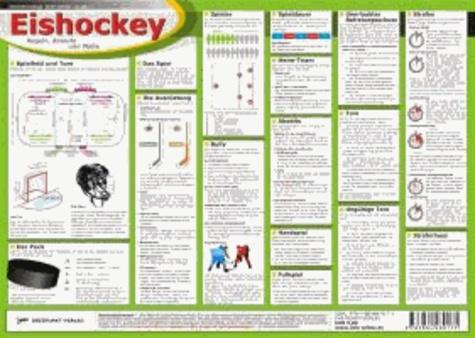 Eishockey: Regeln, Abläufe und Maße.