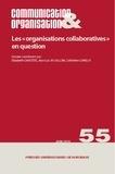 Eizabeth Gardère et Jean-Luc Bouillon - Les organisations collaboratives.