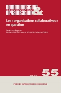 Les organisations collaboratives - Eizabeth Gardère |