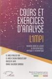 El Hadji Malick Dia et El Hadji Cheikh Mbacké Diop - Cours et exercices d'analyse L1MPI - Première année de licence de mathématiques, physique et informatique.