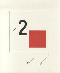 El Lissitsky - Les deux carrés.