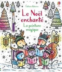 Ela Jarzabek - Le Noël enchanté - Avec un pinceau.