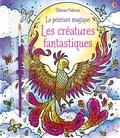 Ela Jarzabek - Les créatures fantastiques - Avec un pinceau.