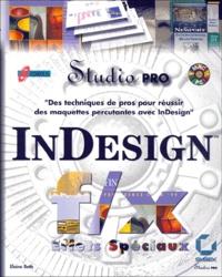 IN DESIGN. f/x effets spéciaux, Edition avec CD-Rom Mac et PC - Elaine Betts | Showmesound.org