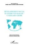 Elaine Costa-Fernandez et Abhijit Karkun - Développement social et interculturarité : un regard croisé.