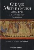 Elaine M. Treharne - Old and Middle English c.890-c.1450 - An Anthology.