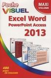 Elaine Marmel - Excel, Word, Powerpoint, Access 2013.