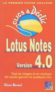 Elaine Marmel - LOTUS NOTES. - Version 4.0.